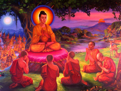Buddhist Charms